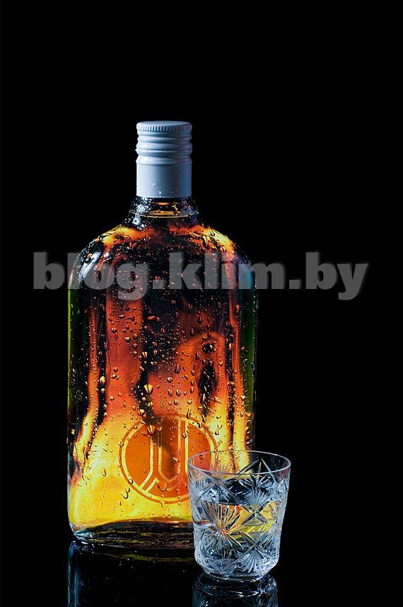 Огонь в бутылке